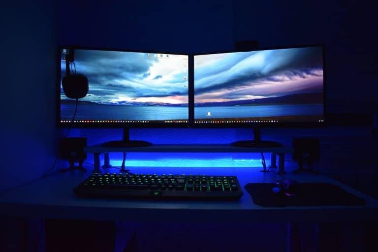 Desktop computer lowaire