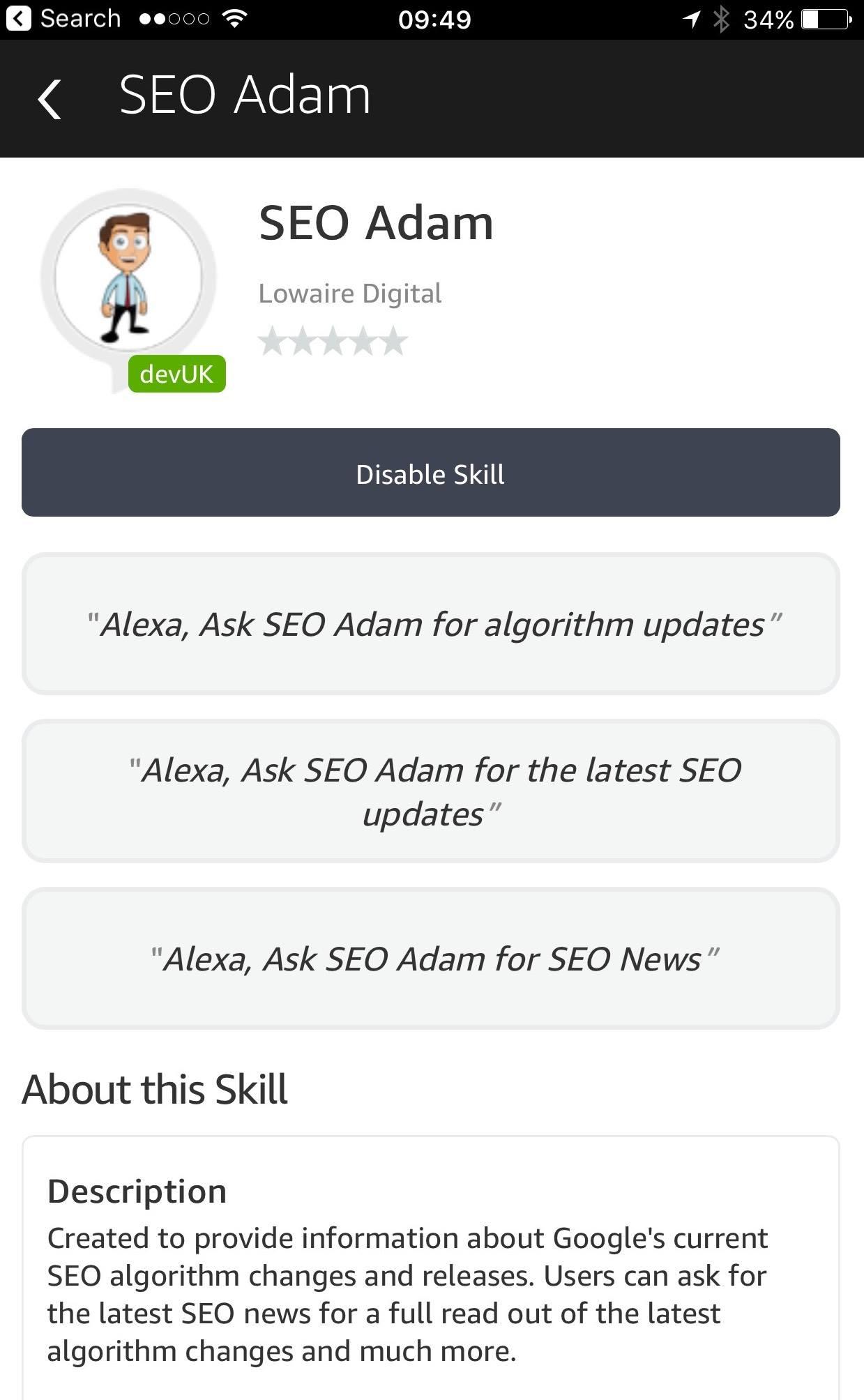 Amazon SEO App