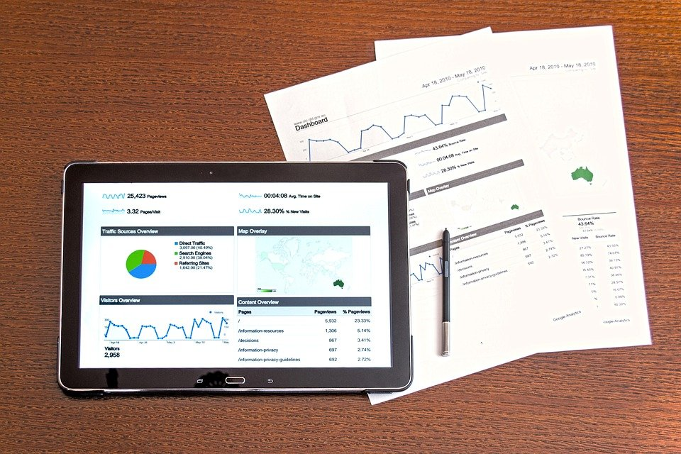 image of SEO app for analytics