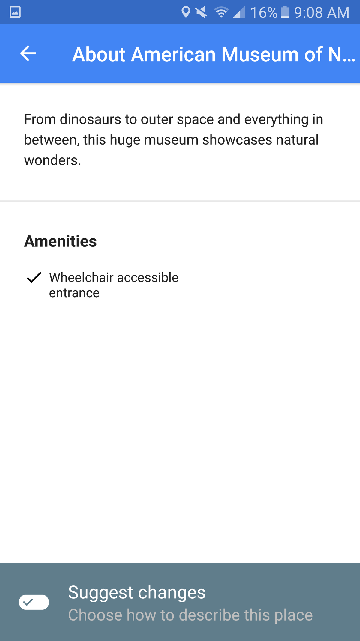 Google Updates Accessibility