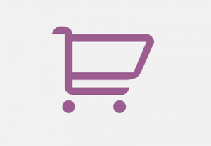 magento shopping cart icon