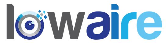 The Lowaire digital logo