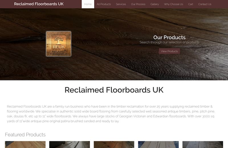 reclaimed floorboards uk portfolio