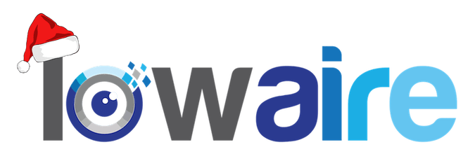 lowaire christmas logo