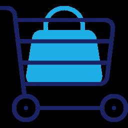 ecommerce shopping basket