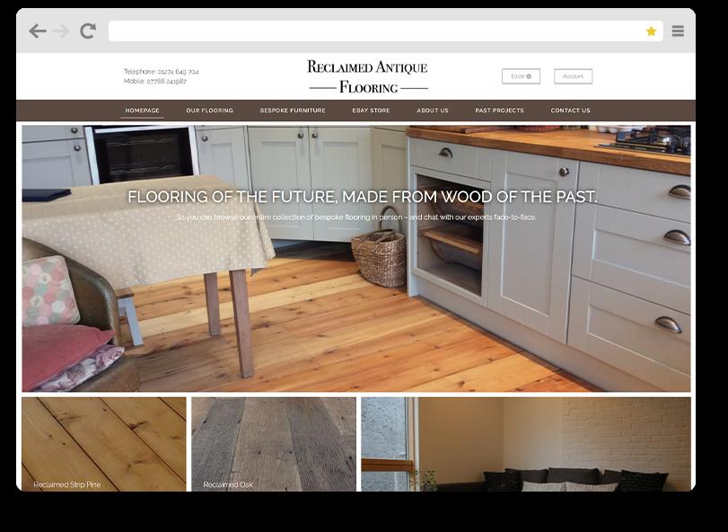 reclaimed antique flooring website