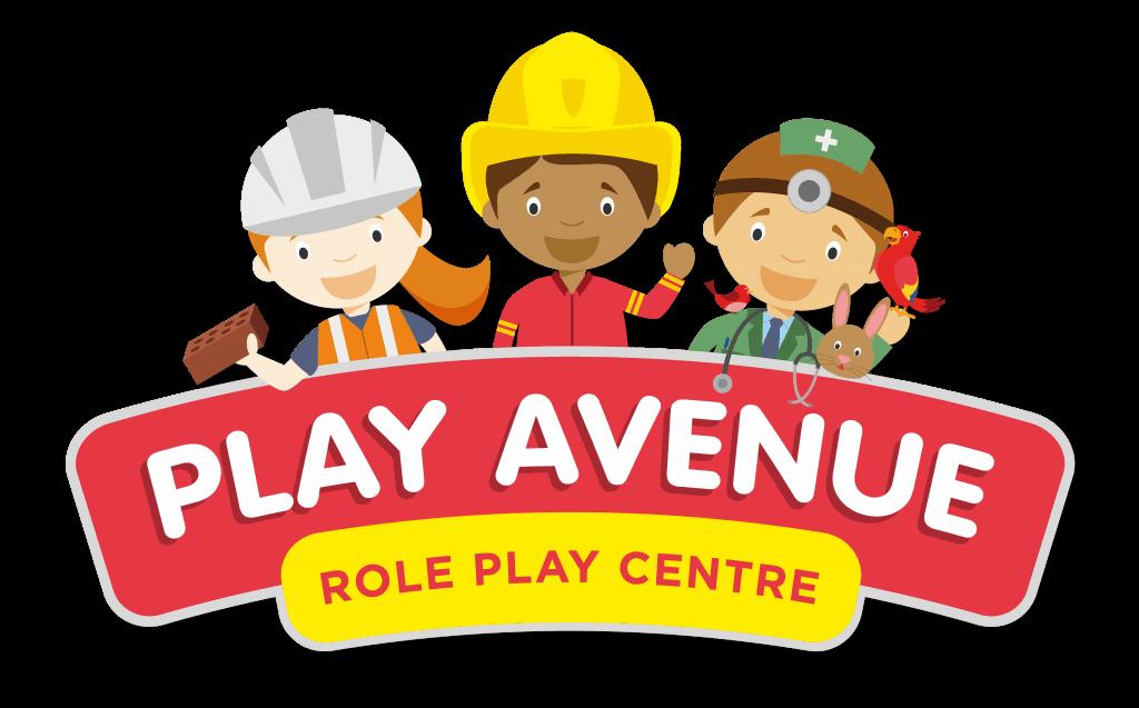 play avenue website design portfolio
