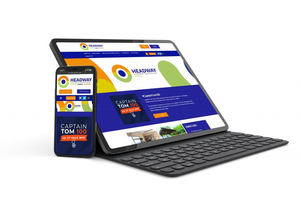 headyway Leicester website design