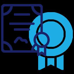 SEO certificate provided