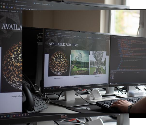 website design design