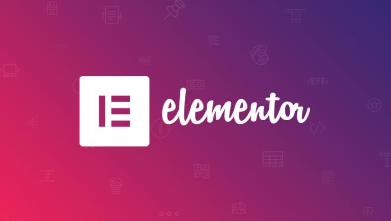 Elementor website designer logo