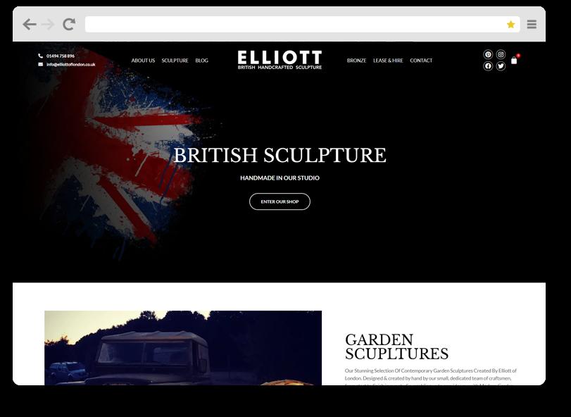 elliott of london desktop image